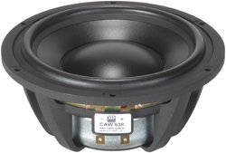 "Morel CAW638 6.5"" Cast Frame Woofer"