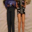 Beverly Hills 90210 Barbie Dolls Brenda Walsh, Tori Spelling