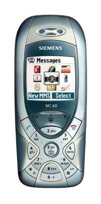 Siemens MC60 Tri-Band GSM Camera Cell Phone (Unlocked)