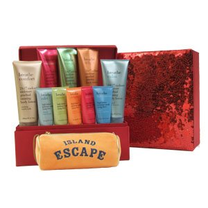 Bath And Body Tanning Collection Gift Set