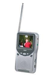 NAXA 2.5 Inch TFT LCD TELEVISION