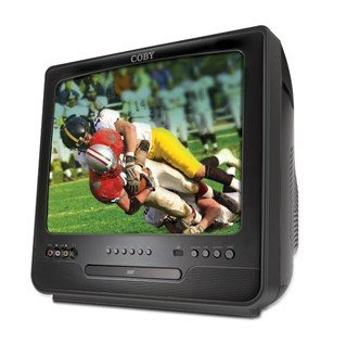 "Coby 20"" Black TV/DVD Combo - TVDVD2090"