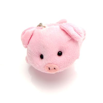 axsj10022 Pinky Piggy cell phone accessory