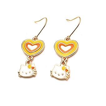 exsj1022 Kitty Earring