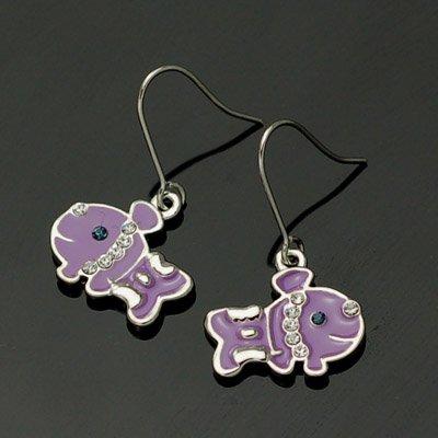 exsj1068 Little Fish Earring