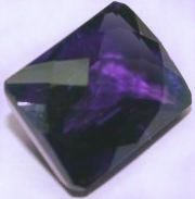15.50 ct Natural Amethyst Gemstone - JEWELRY DREAMS ITEM GSA1