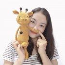 Amigurumi crochet handmade Long leg Giraffe doll gift for kids