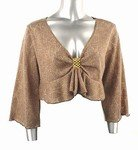 Light-Weight Shimmery Sweater (Plus Size)-4656MC-ES104-b2b