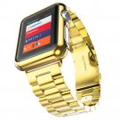 42mm Gold Cover & Metal Apple Watch Band[RNCCS32861908649GLD42]