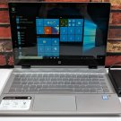 HP Pavilion x360 2-in-1 15.6in Touchscreen i5-8265U 8GB RAM 256GB SSD Win 10