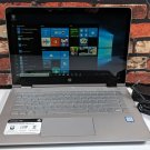 HP Pavilion x360 2-in-1 15.6in Touchscreen i5-8265U 8GB RAM 1TB HDD Win 10