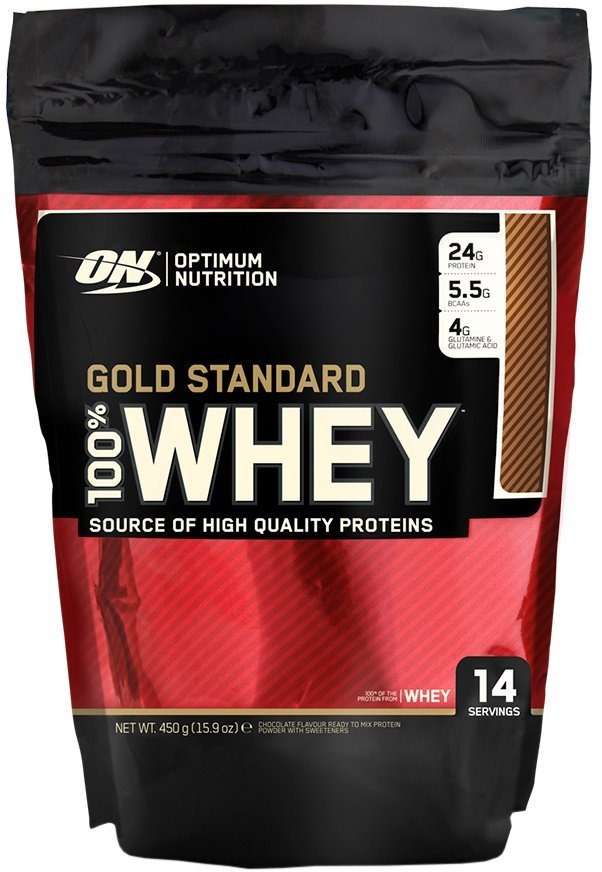 Optimum Nutrition Gold Standard 100% Whey - 450g - Strawberry