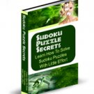 Sudoku Puzzle Secrets