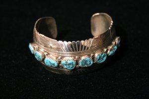 Handmade Indian Bracelet-13