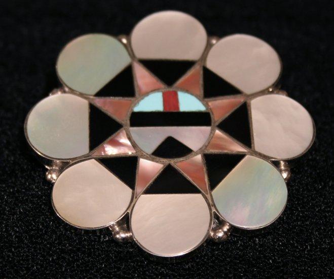 Handmade Indian Pendant-4