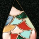 Handmade Indian Pendant-7