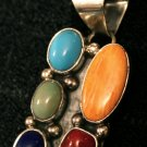 Handmade Indian Pendant-12