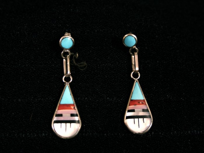 Handmade Indian Earrings-12