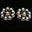 Flower Handmade Indian Earrings-15