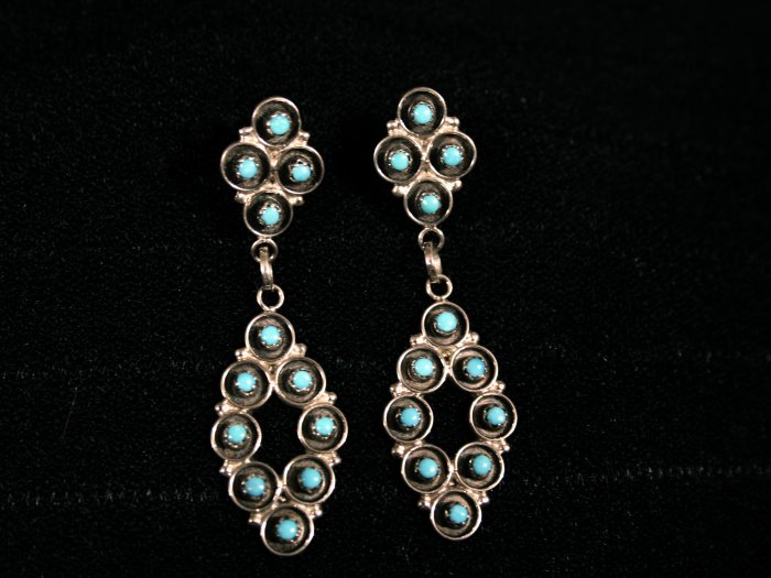 Handmade Indian Earrings-22