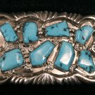 Large Chunk Handmade Indian Beltbuckle-02