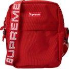 Supreme 18ss  Cross body Shoulder Bag Red