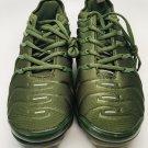 Nike Air VaporMax Plus Army Green Men's Running Sneakers US 10