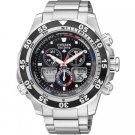 Citizen Men's Promaster Chronograph Chrono Watch JR4045-57E World Time