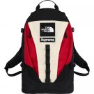 Supreme The North Face Expedition Backpack White Red