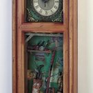 Golfers Wall Clock