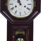 Kassel School House Regulator Style 31 Day Windup Clock