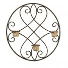 Lindsey Wrought Iron Wall Sconce