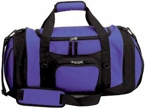 "Extreme Pak 19"" Purple Cooler Bag"