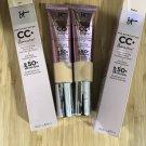 It Cosmetics CC+ Cream Your Skin but Better Illumination SPF (Medium)