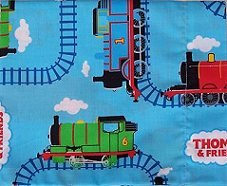 Thomas the Train Tank Standard Pillow Case