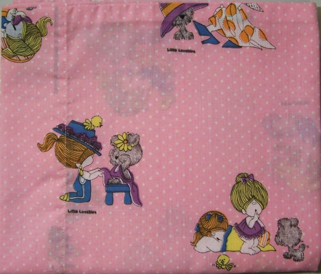 Girl's Little Loveabies - Onion Head Kids Toddler Pillow Case