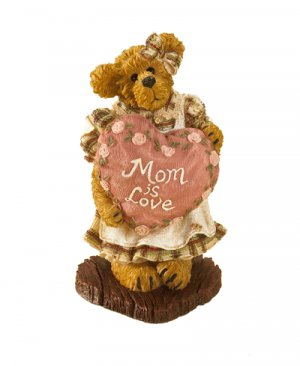 Boyds Bear Martha Mae Roesbeary - Mom is Love / Mother