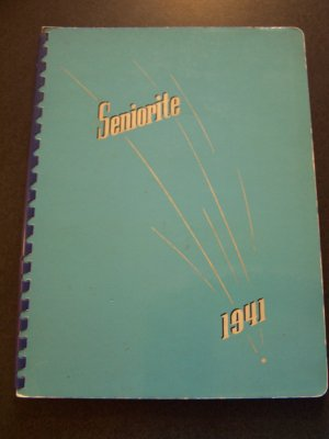 1941 Huntingburg High School Year Book - Huntingburg, IN