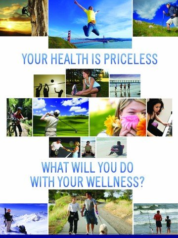 Your Health is Priceless Poster