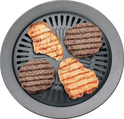 Chefmaster Smokeless Indoor Stove Top Barbecue Grill