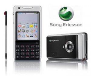 Sony Ericsson P1i Silver/Black (unlocked)
