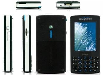Sony Ericsson M600i Granite Black Mobile Communicator (unlocked)