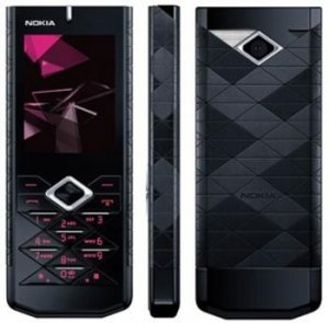 NOKIA 7900 PRISM QUADBAND 3G HSDPA GPS PHONE UNLOCKED