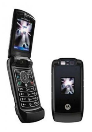 Motorola RAZR Maxx V6 Tri-Band GSM (Unlocked) Cellular Phone