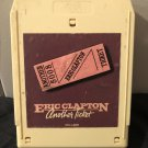 Eric Clapton Another Ticket 8 Track Tape