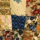 Handmade patchwork quilt full size