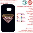 DC CRISIS ON INFINITE EARTHS Phone Cases