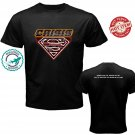 DC CRISIS ON INFINITE EARTHS T-shirt All Size Adult S-5XL Kids Baby's Toddler