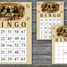 Cigar party bingo card,Cigar theme bingo card,60 Printable bingo card--99
