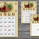 Cigar party bingo card,Cigar theme bingo card,60 Printable bingo card--103
